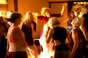 Alchemy In Movement - evening sessions @ St Marys in the Castle