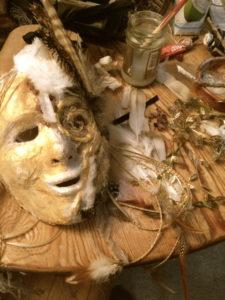 creating mask