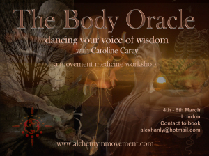 Body Oracle 1 london